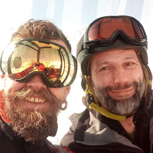 Fear and loathing am Pitztal Gletscher