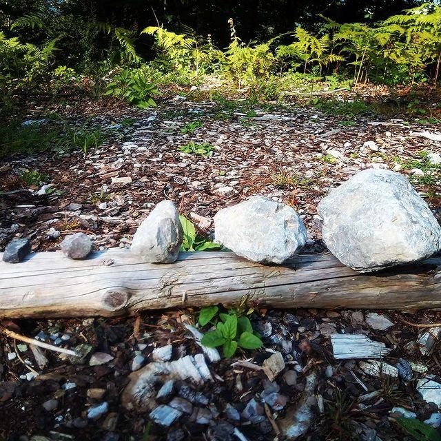 Kleine Körnerkunde mit Michi und Ente: die Spielarten von Gravel auf unseren wegen durch die Julischen Alpen.  #sloveniawestloop #graveltour #bikepacking